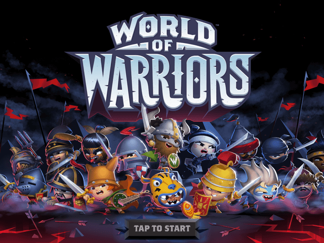 World of Warriors Review iOS iPad Game Review 1