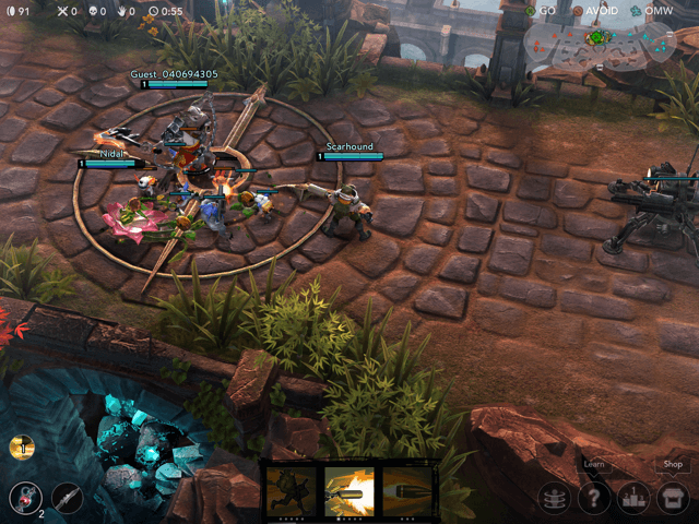 Vainglory-Review-iOS-iPad-Game-Review 7