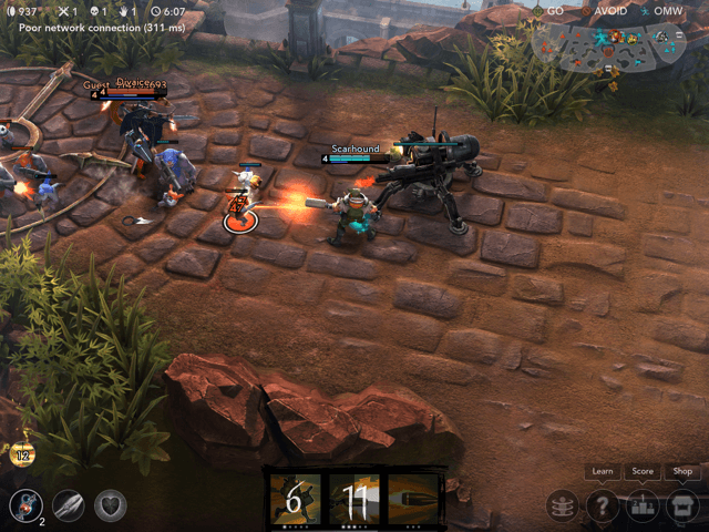 Vainglory-Review-iOS-iPad-Game-Review 9