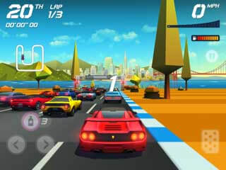 Horizon-Chase-iPad-iOs-Racing-Game-Review-4